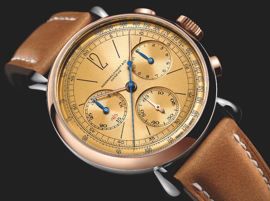 Audemars Piguet Vintage Valjoux 72 Lemania 321 13 CH movement
