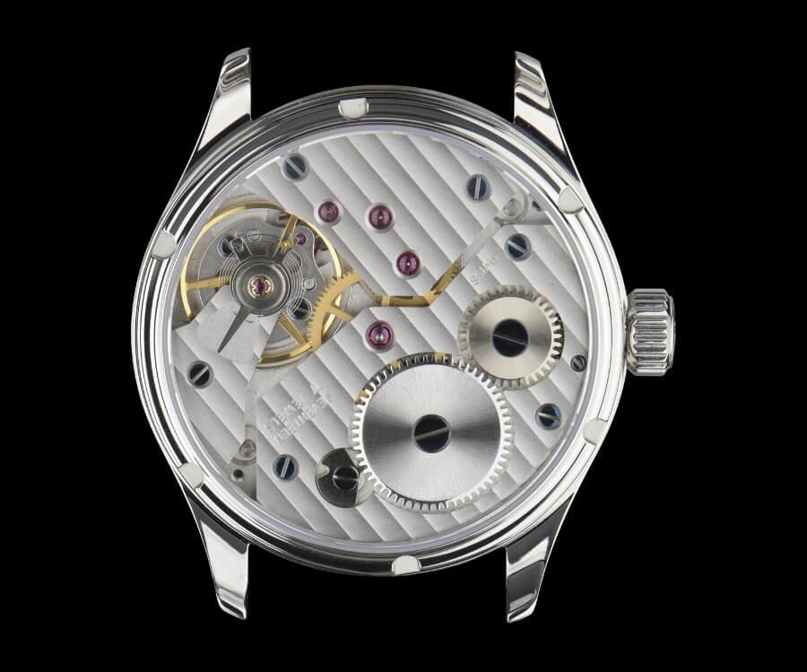 Peren Hintz Watch movement Swiss Made ETA Unitas 6498-1