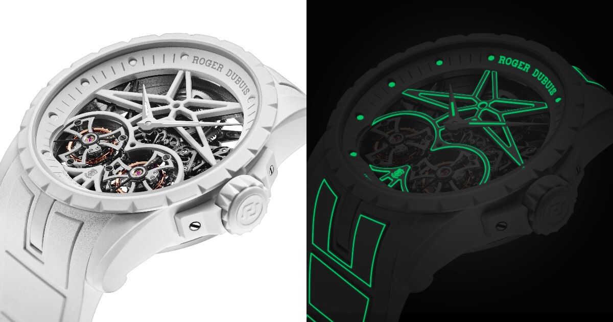 Roger Dubuis Excalibur Twofold (Pictures and Specifications)
