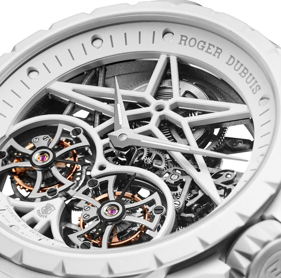The New Roger Dubuis Excalibur Twofold