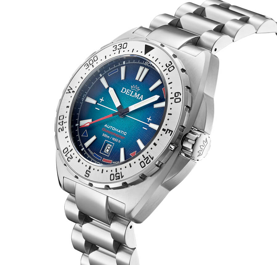 The New Delma Oceanmaster Antarctica Limited Edition