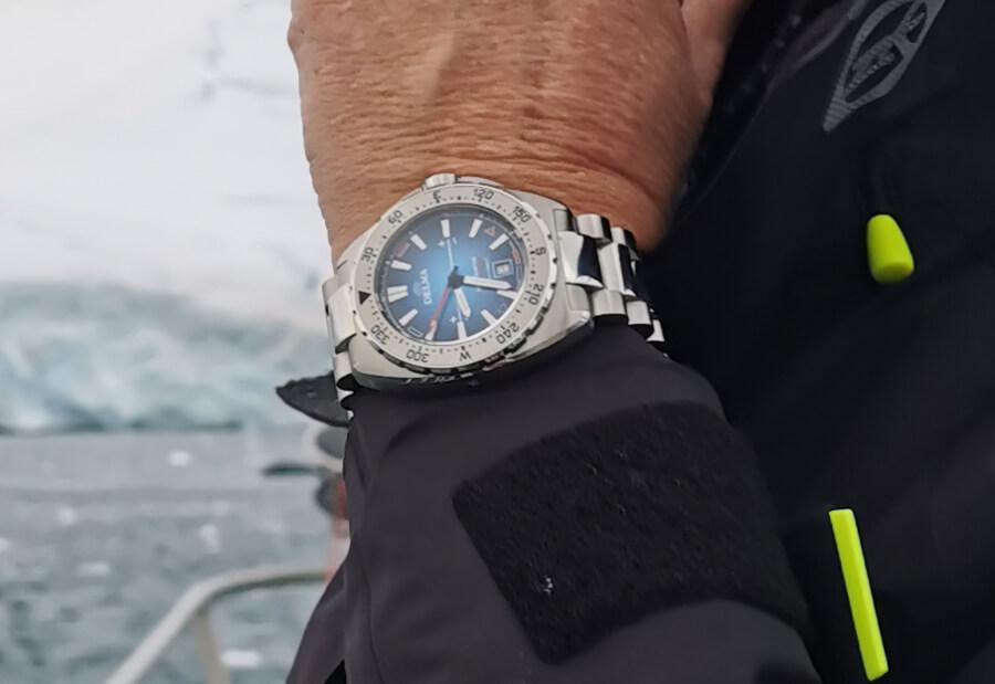 Delma Oceanmaster Antarctica Limited Edition