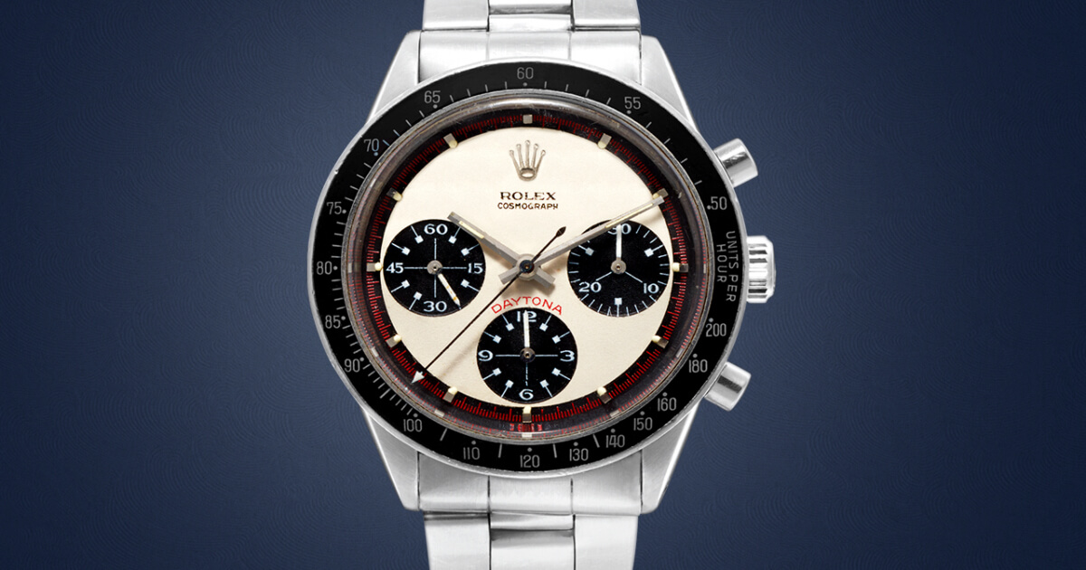 """""""Watches Weekly"""" - Sotheby's Launches Weekly Online Watch Sales"""