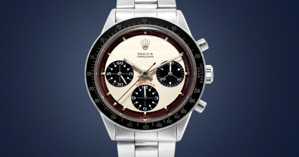"""Watches Weekly"" - Sotheby's Launches Weekly Online Watch Sales"