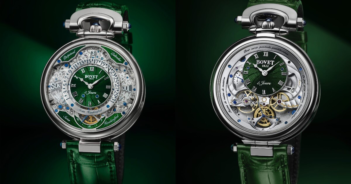 Bovet Virtuoso VII (Price, Pictures and Specs)