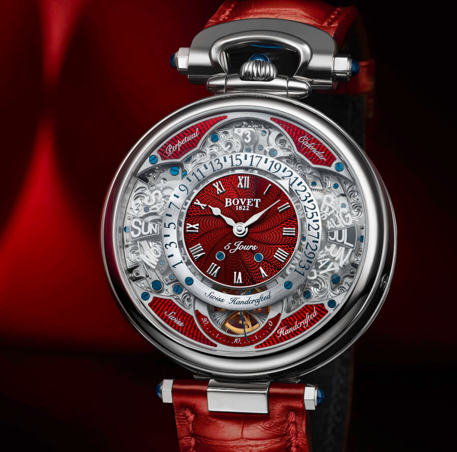 The New Bovet Virtuoso VII
