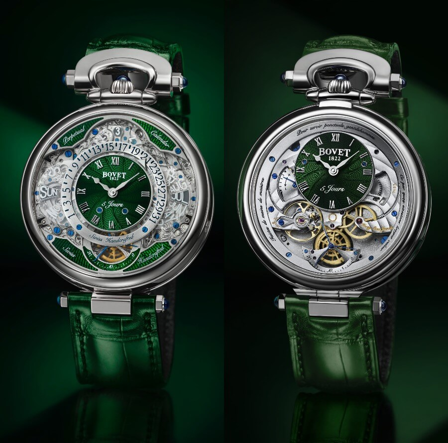 Bovet Virtuoso VII Watch Review