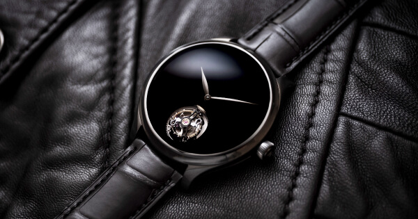 Three New H. Moser & Cie. Vantablack Editions (Price, Pictures and Specifications)