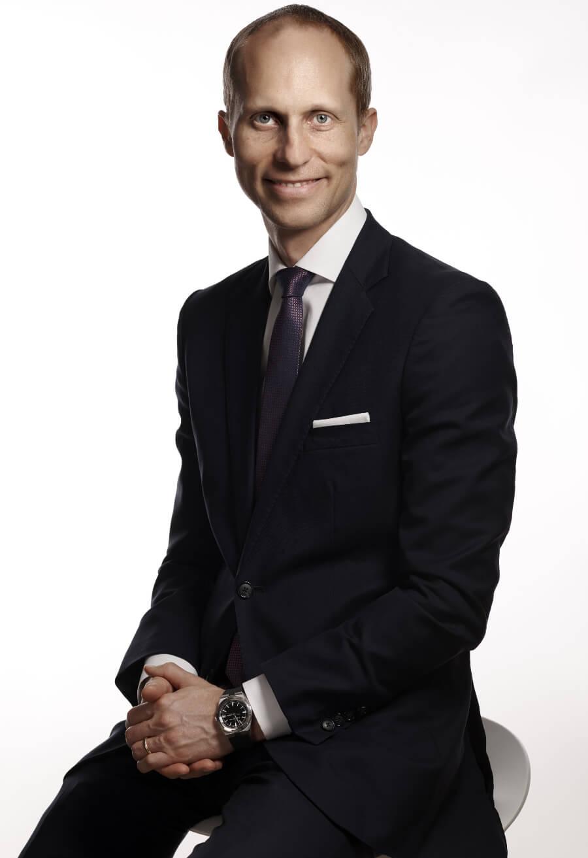 Mr. Christian Gasplmayr Vacheron Constantin Boss