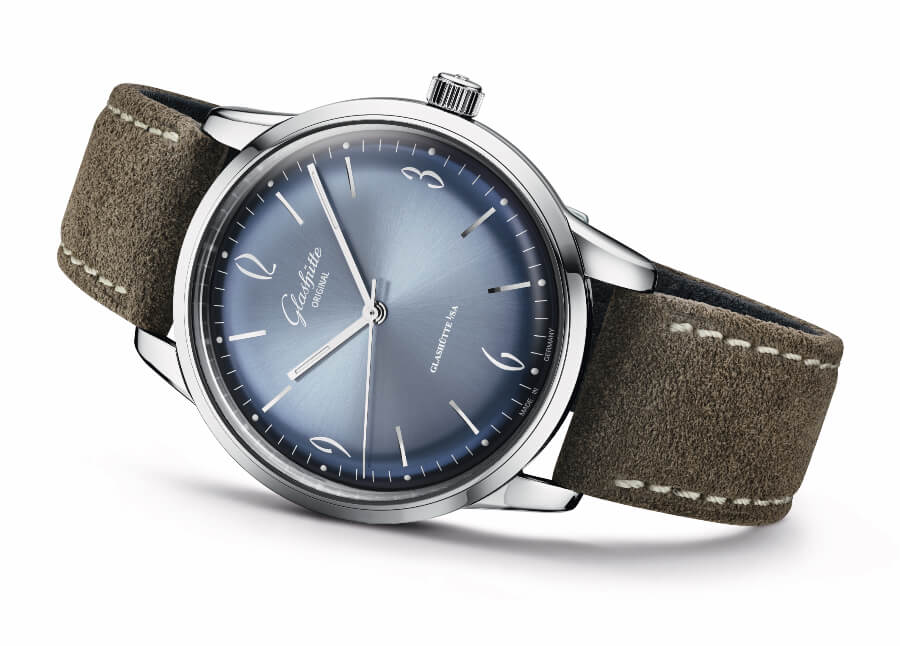 Glashütte Original Sixties Annual Edition 2020 Watch Review