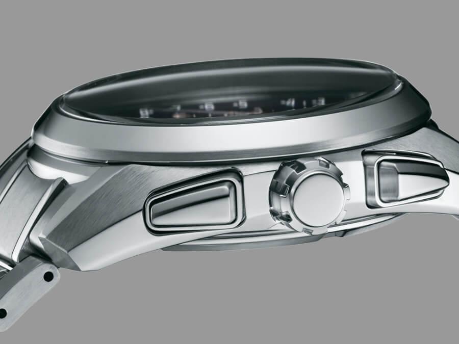 Seiko Astron GPS Solar 5X53 Dual-Time Sport Titanium Case