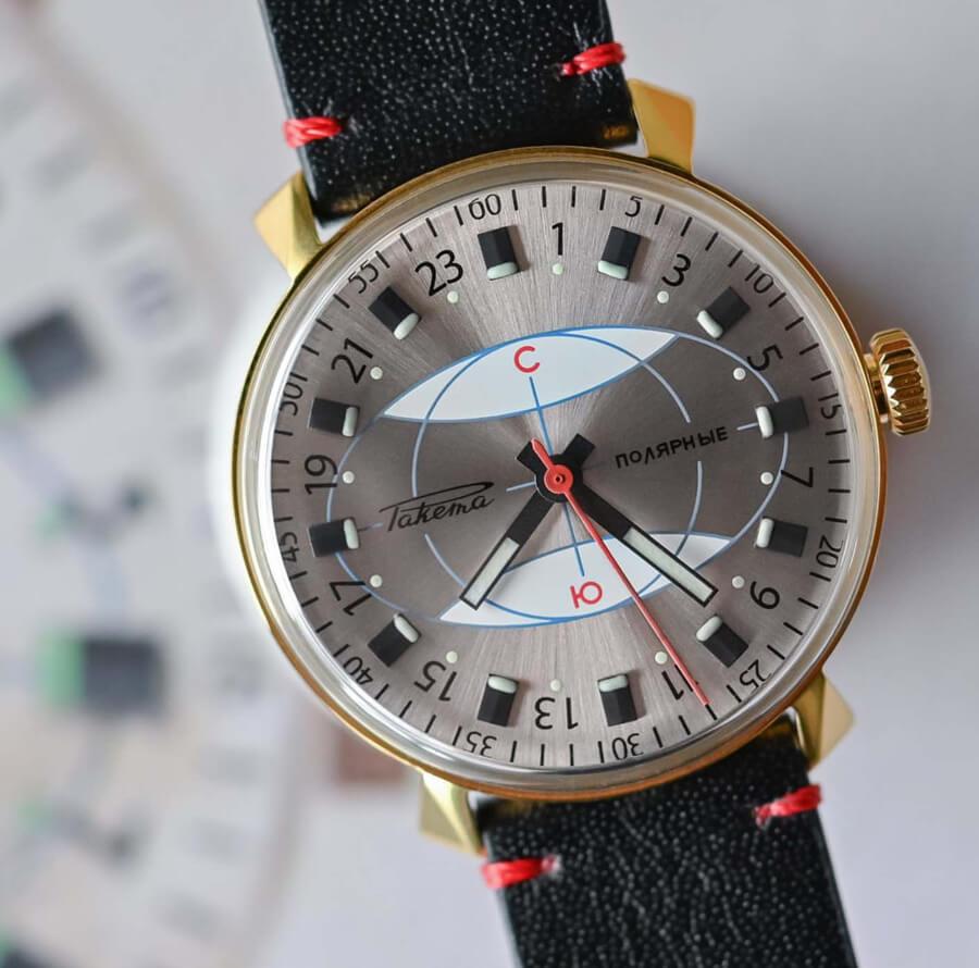 The New Raketa Polar Watch Re-Edition Watch
