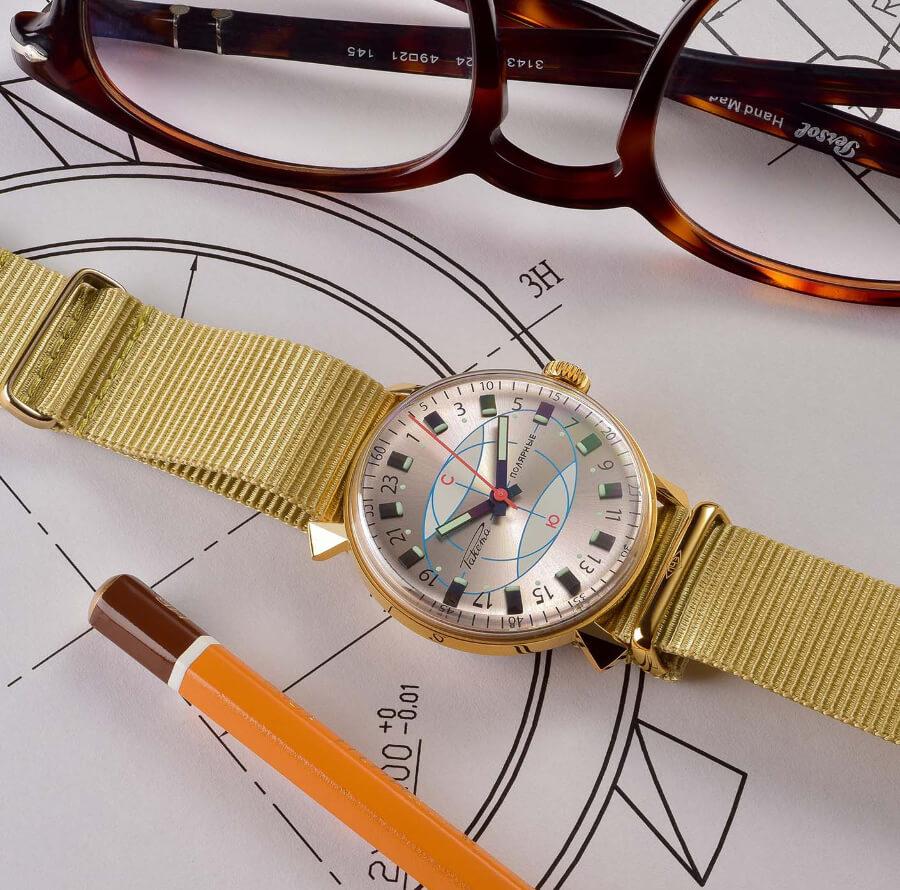 Raketa Polar Watch