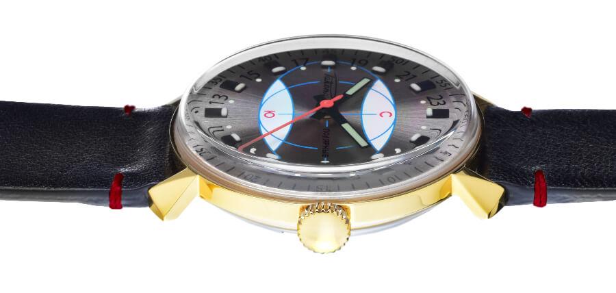 Raketa Polar Watch Re-Edition Case