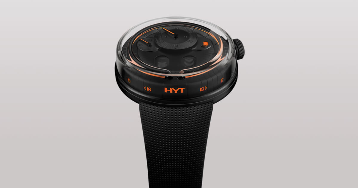 HYT H0 Black & Orange (Price, Pictures and Specifications)