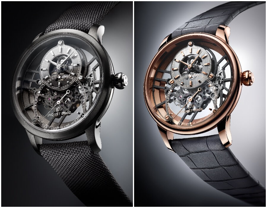 Top best skeleton Swiss watches