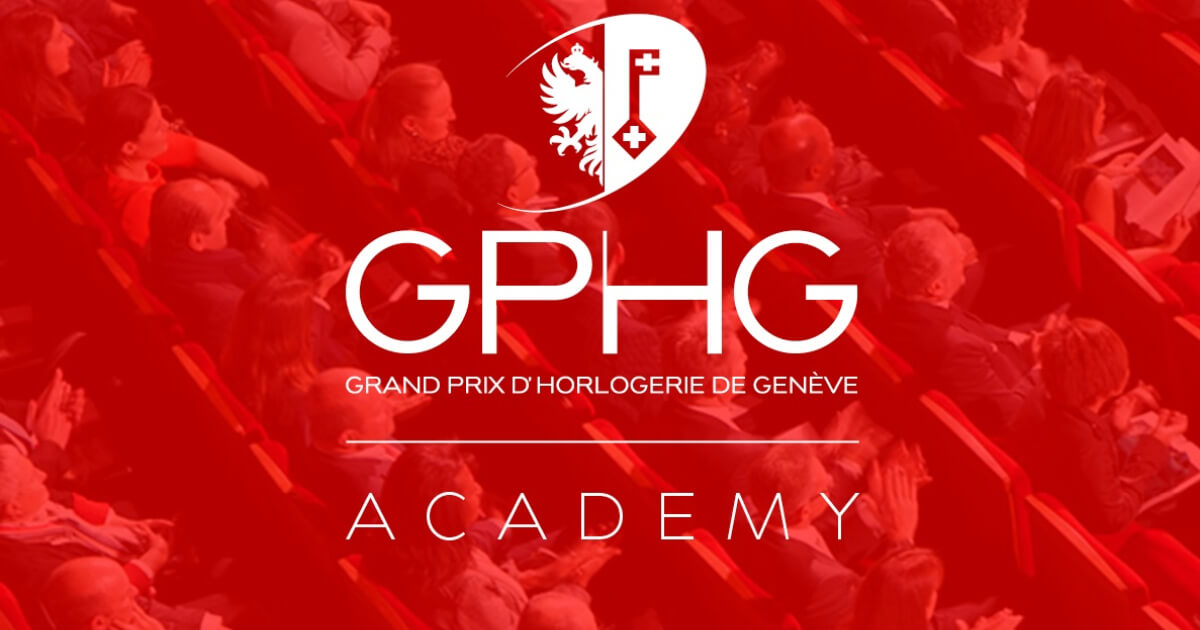 Discover The 2020 Member List Of The New GPHG International Academy