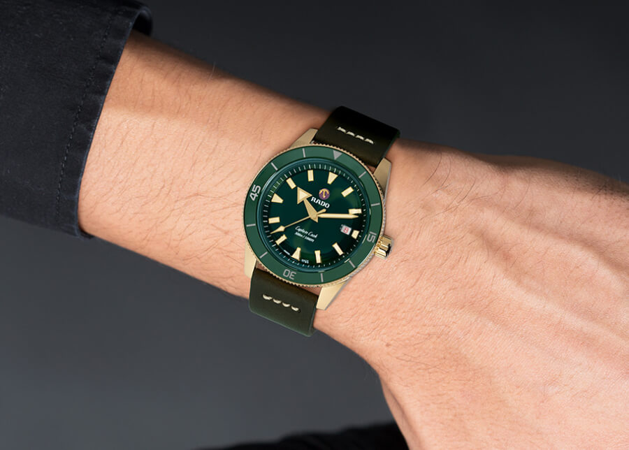 Rado Captain Cook Automatic Bronze Watch Review
