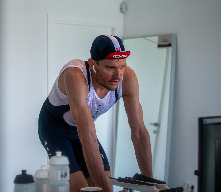 Ironman Jan Frodeno Training