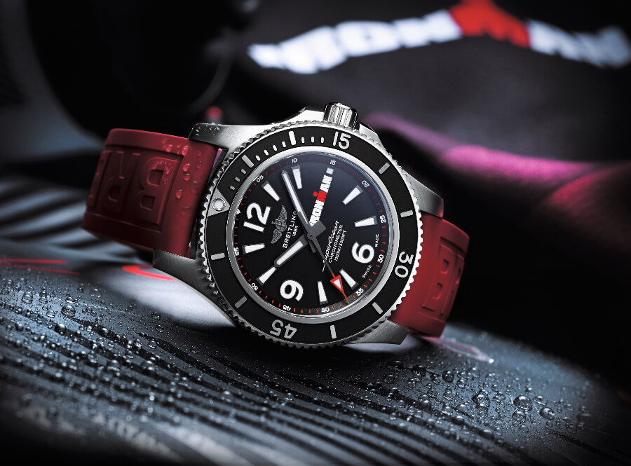 Breitling Ironman Watch