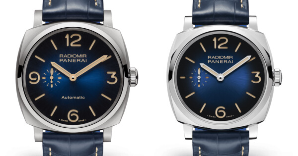 The New Panerai Radiomir Mediterraneo Edition (Price, Pictures and Specifications)
