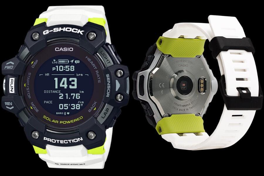 The New Casio G-Shock GBDH1000-1A7