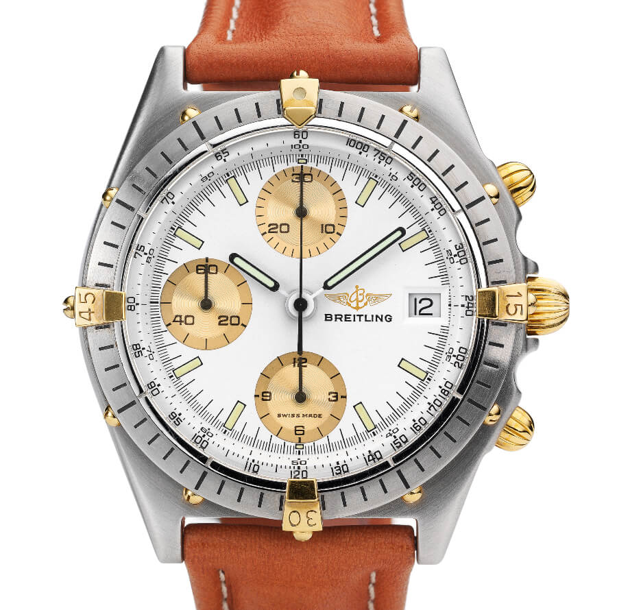 Breitling Chronomat from 1984