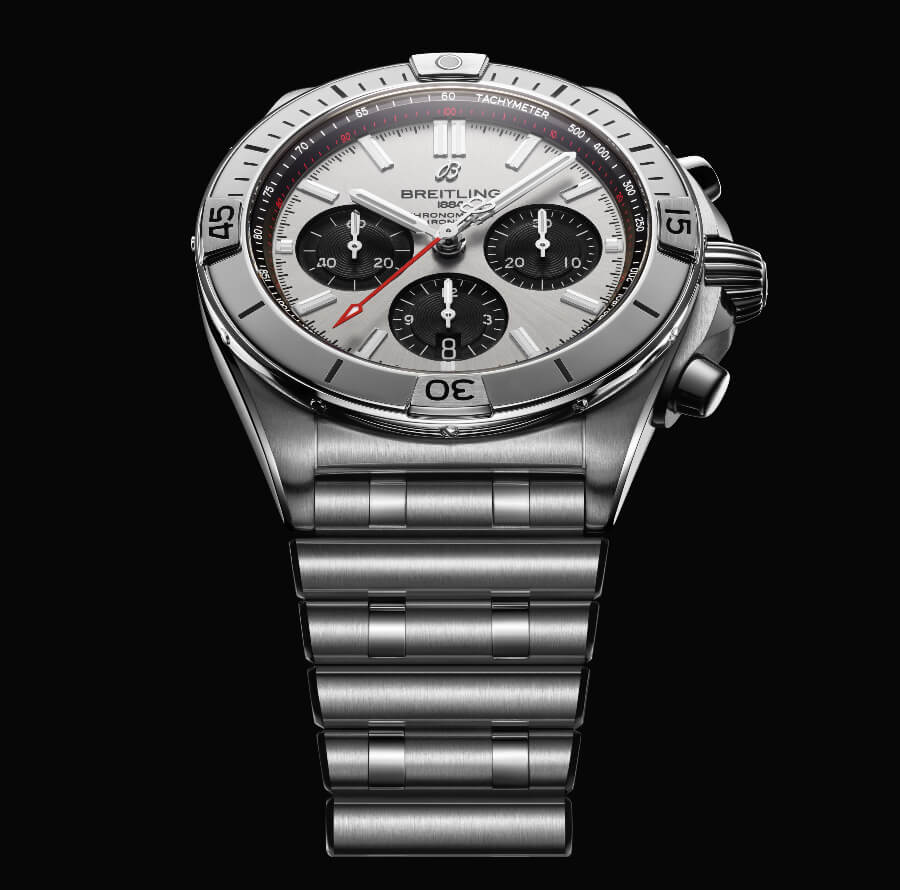The New Breitling Chronomat B01 42