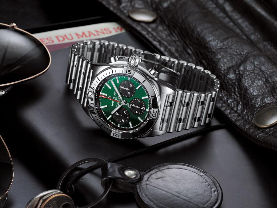Breitling Chronomat B01 42 Bentley Watch Review
