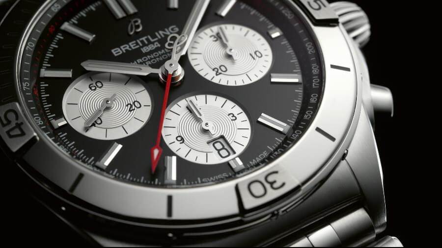Breitling Chronomat B01 42 Dial
