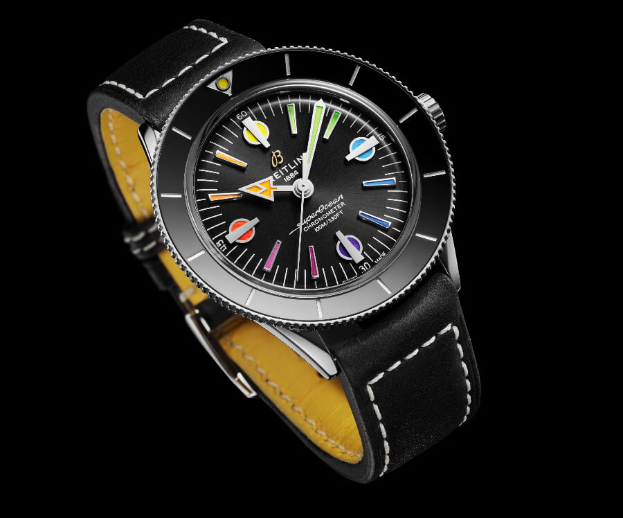 Breitling Superocean Heritage '57 Limited Edition Rainbow