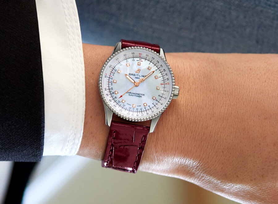 Breitling Women Watch Review