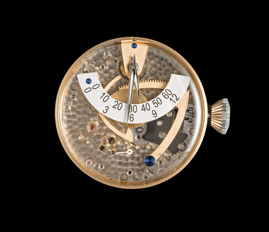 Lukas Strassberger Watch Movement