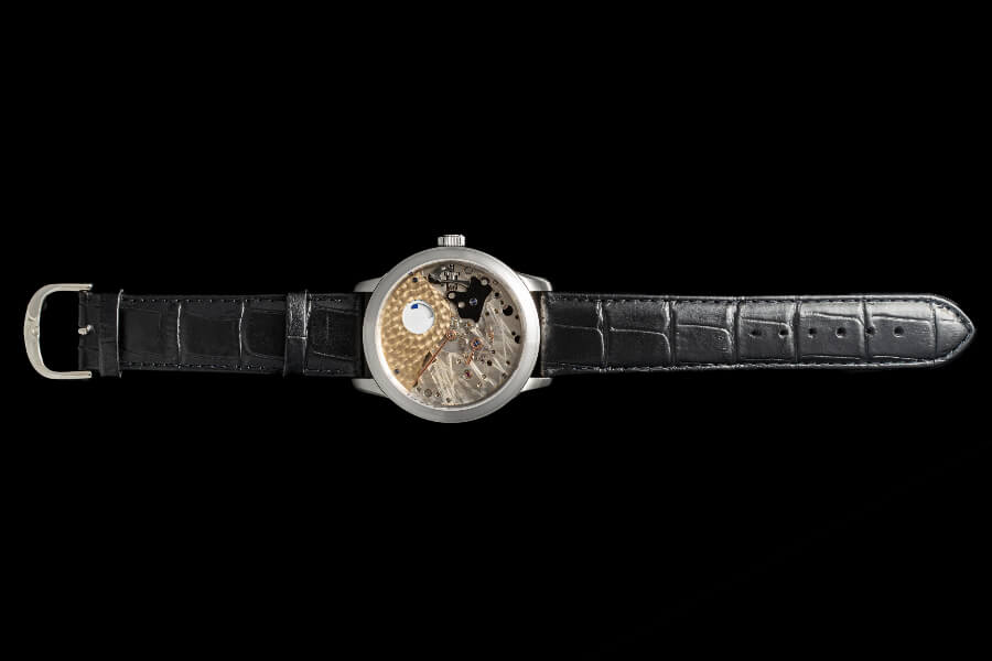 Juergen Griessauer Watch Movement