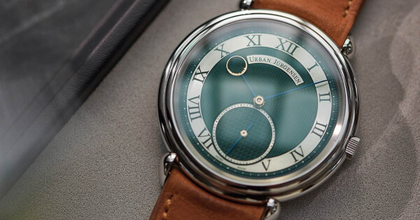 Urban Jürgensen Big 8 London Edition (Price, Pictures and Specifications)