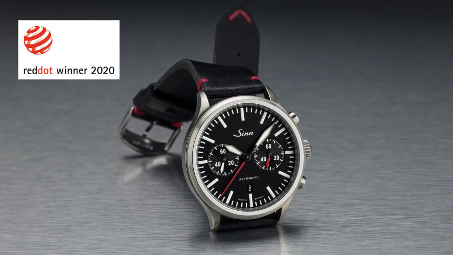 Sinn Chronograph 936 Watch Review