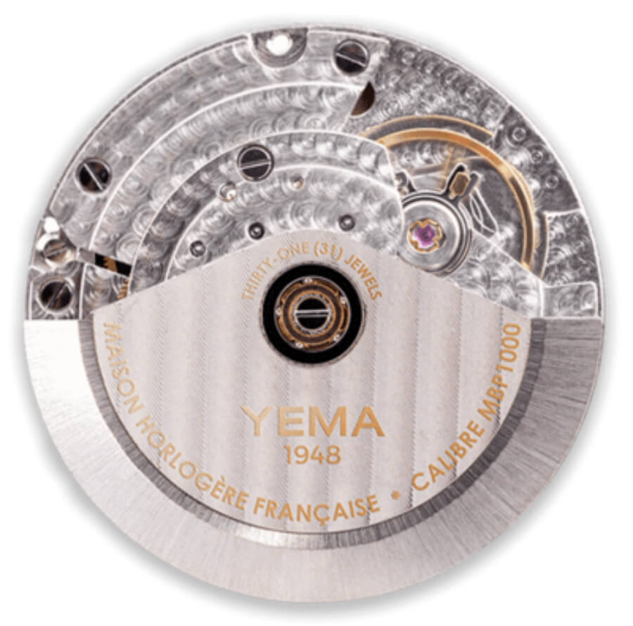 Yema In-House Movement MBP1000