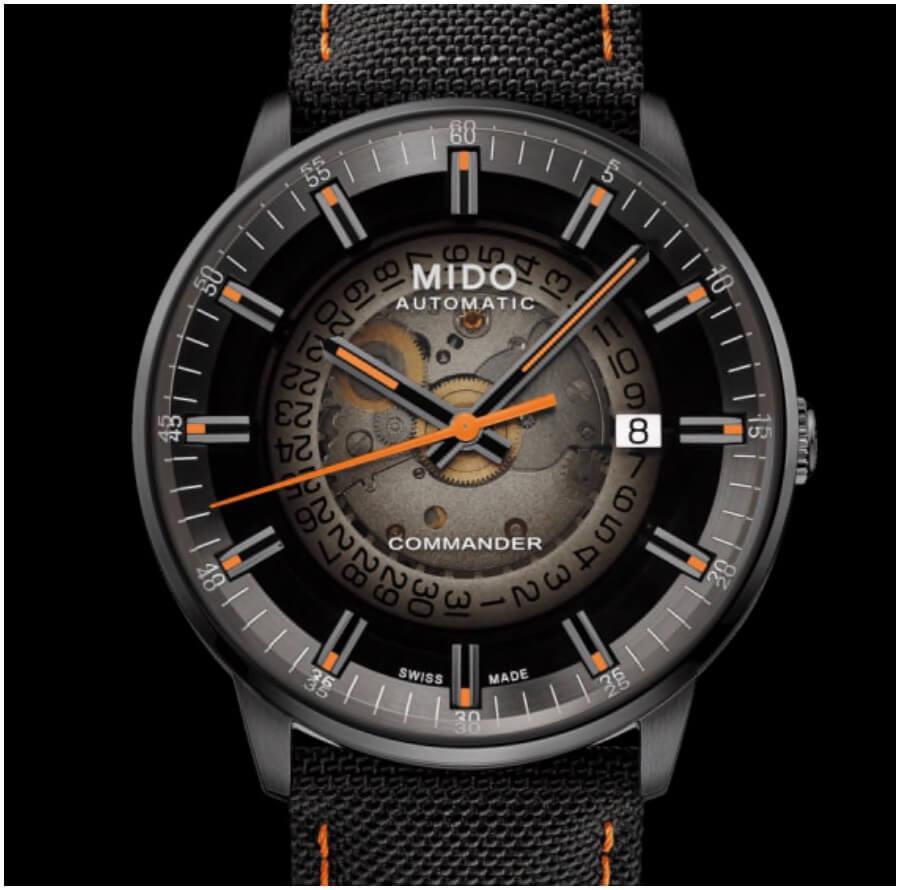 Mido Watch Auomaic Caliber 80