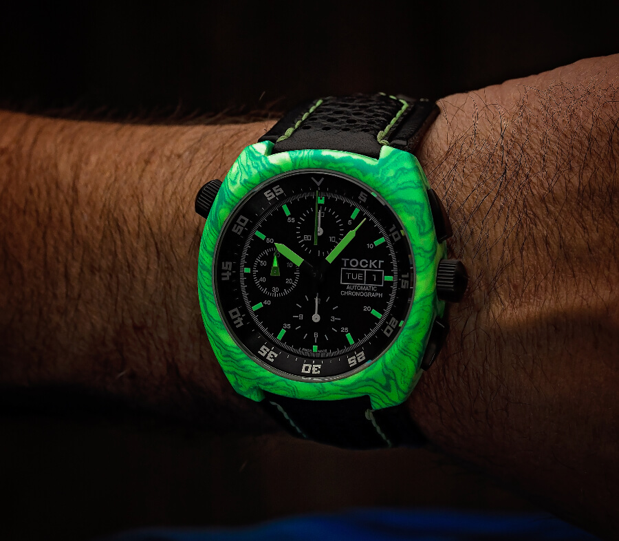 Tockr Air-Defender Lume Watch Review