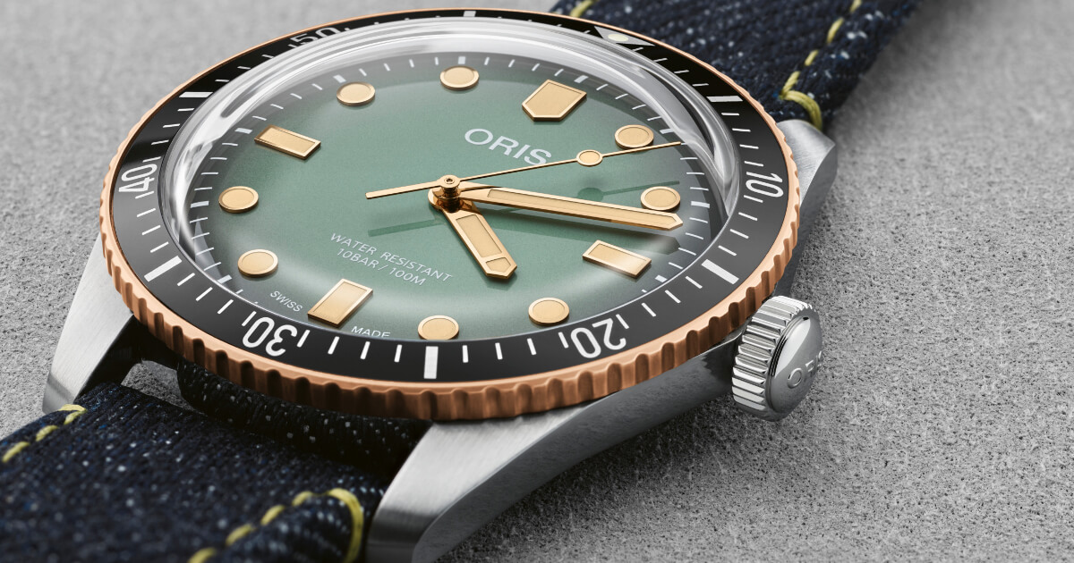 Oris X Momotaro Divers Sixty-Five Limited Edition (Price, Pictures and Specifications)