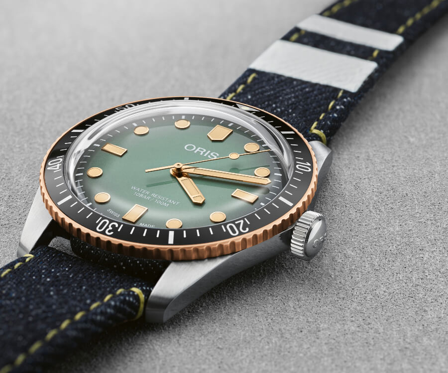 Oris X Momotaro Divers Sixty-Five Limited Edition Watch Review