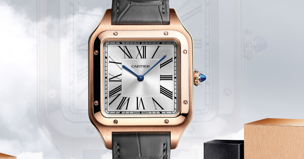 Cartier Santos-Dumont XL Watch (Price, Pictures and Specifications)