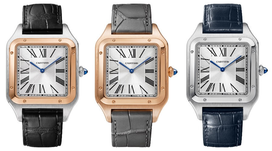 Cartier Santos-Dumont XL Watch