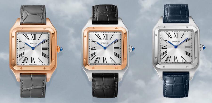 Watches & Wonders 2020 Cartier Santos-Dumont XL Watch