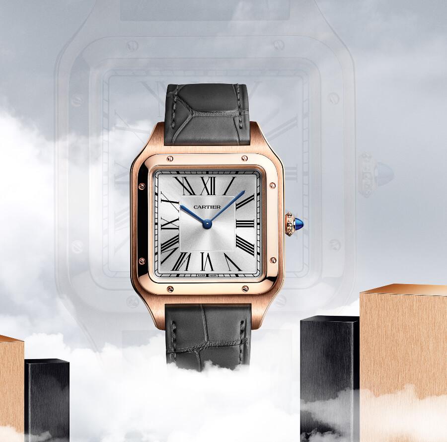 Cartier Santos-Dumont XL Men Watches