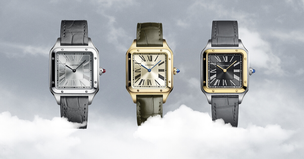Cartier Engraved Santos-Dumont Limited-Edition Watches (Price, Pictures and Specifications)