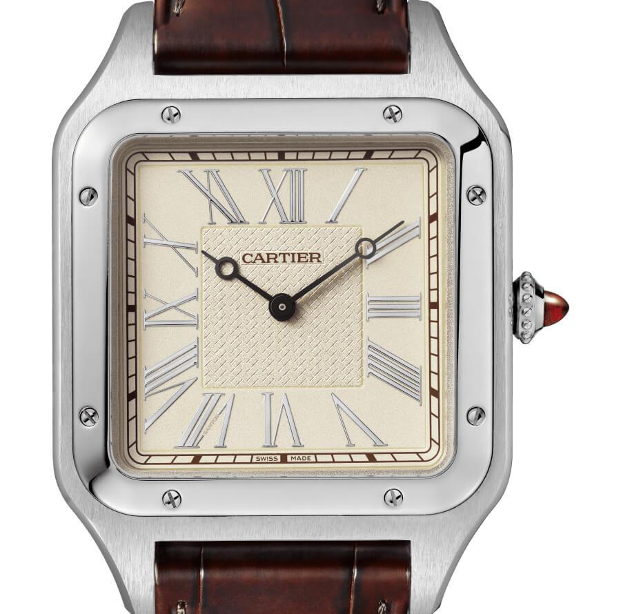 """The Cartier Santos-Dumont """"La Demoiselle"""" watch Review"""