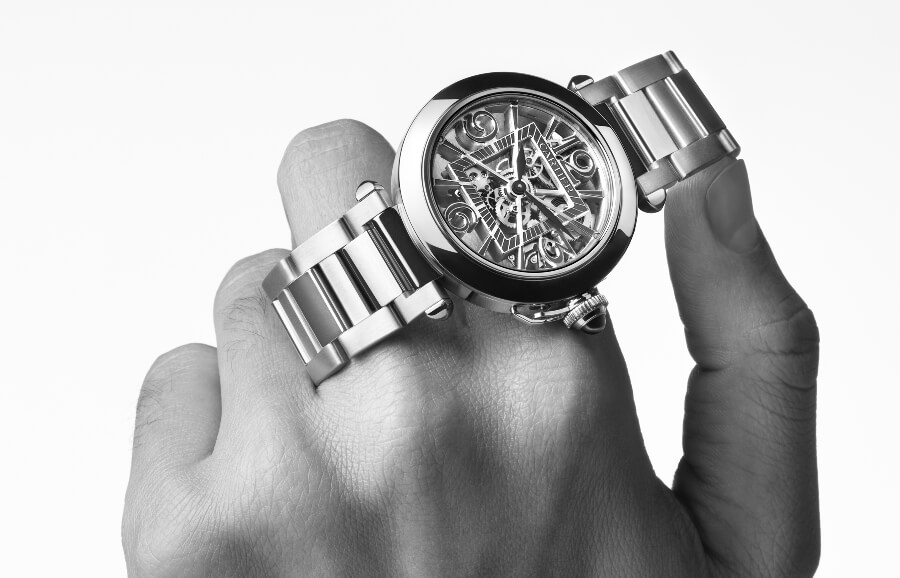 The New Cartier Pasha de Cartier Watch review
