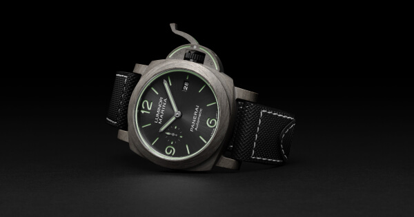 Panerai Luminor Marina Fibratech – 44 MM (Price, Pictures and Specifications)