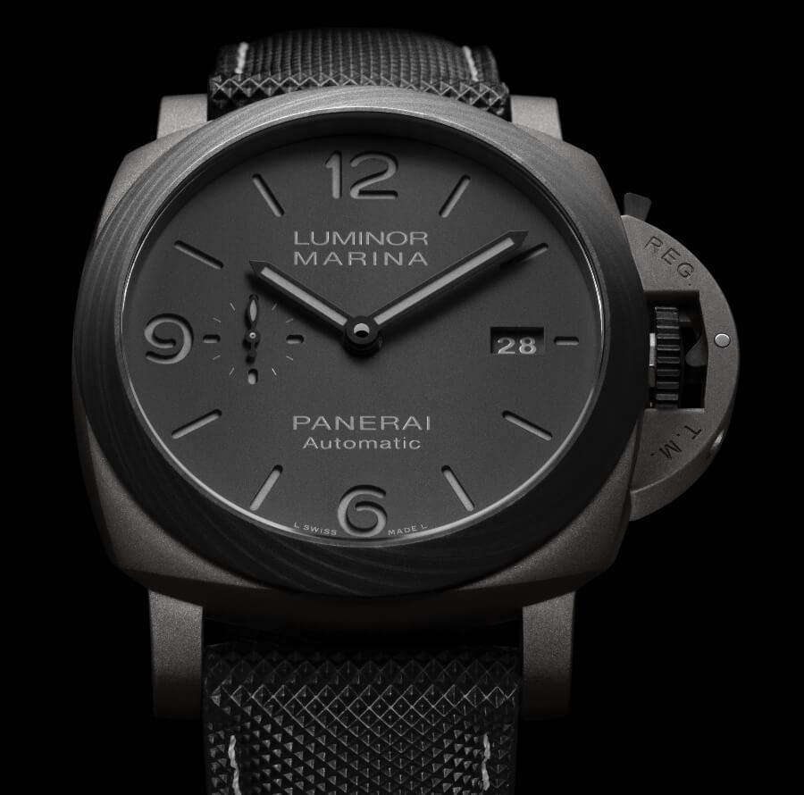 Best Men Watches Panerai Luminor Marina DMLS - 44 mm Ref. PAM01662